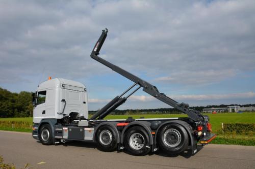 VDL hooklift HVC Scania